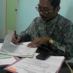 Agus Sutanto Kadinsosnaker Tarakan (run)