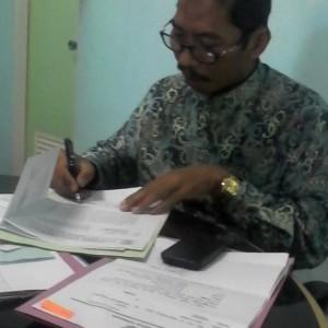 Agus Susanto Kadinsosnaker Tarakan (run)