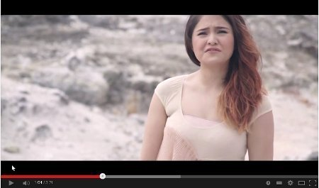 Marshanda Lepas Hijab Di Video Letter o God