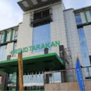 Gedung RSUD Tarakan (run)