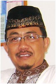 Syamsi Sarman,S.Pd Ketua Pelaksana BAZNAS Tarakan
