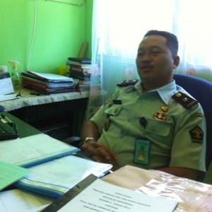 Syaifudin, Kasi Pembinaan Lapas Tarakan (HFA)
