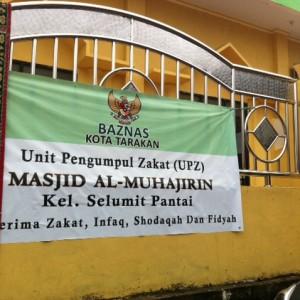 Salah satu UPZ di Tarakan (hfa)