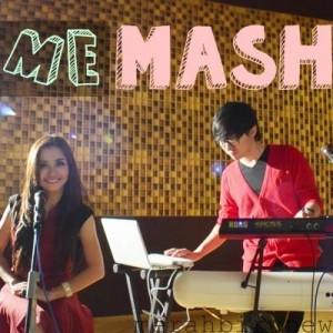 Eka Gustiwana dan Nadya Rafika dalam video klip Mashup Soundtrack Kartun/Anime 90-an (www.ekagustiwana.com)