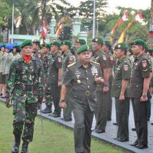 Pangdam VI Mulawarman  Mayor  Jendral Dicky Wainal Usman (gerbangkaltim.com)