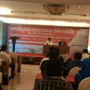 Sosialsiasi pegaturan pembatasan bbm subsidi (run)
