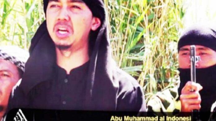 Sekelompok WNI Pendukung ISIS