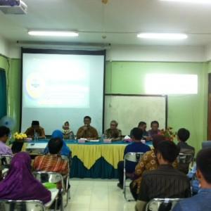 Pj Gubernur Kaltara Irianto Lambrie saat memberikan arahan kepada peserta Adik