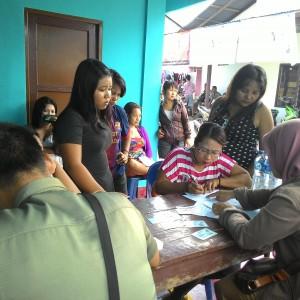 Penertiban Administrasi Kependudukan Di Lokalisasi Sungai Bengawan (RUN)