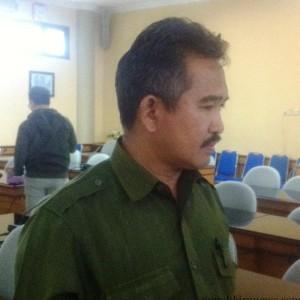 Sekretaris Daerah Tarakan dr Khaerul M.Kes (hfa)