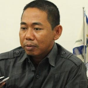 Muddain Wakil Ketua DPRD Tarakan Sementara (HFA)