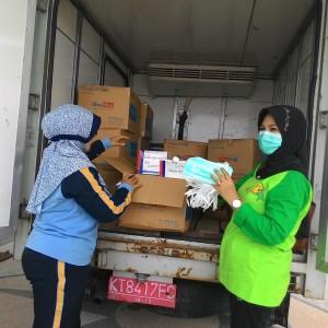 30.000 Masker Telah Dibagikan Dinkes Selama Kabut Asap Menerpa Tarakan (run)