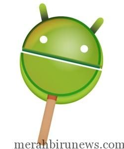 Versi Android 5.0 Lollipop (androidorigin.com)