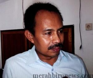 Direktur PDAM Tirta Alam Tarakan Agus Adnan,S.T