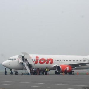 Walaupun kabut asap menganggu, maskapai penerbangan masih normal (hfa)