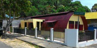 Museum Rumah Bundar Tampak Dari Depan (run)