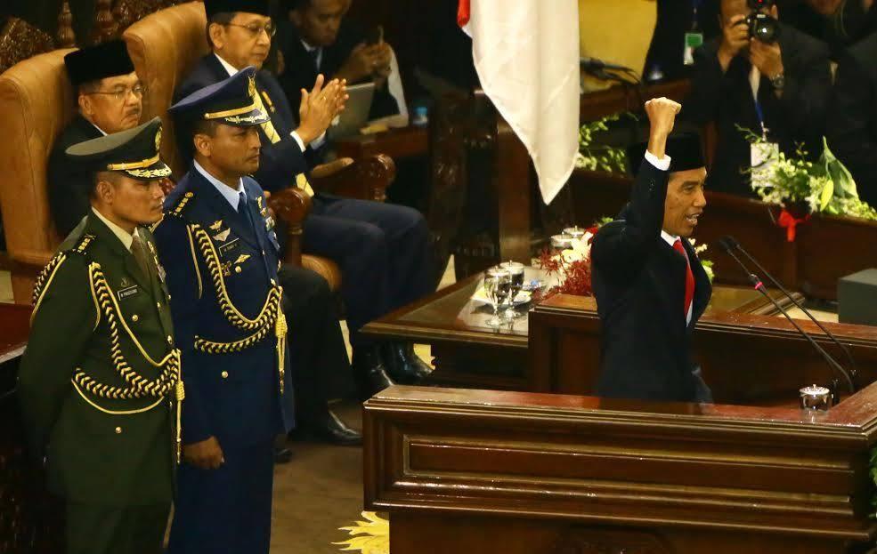 Presiden Jokowi RI