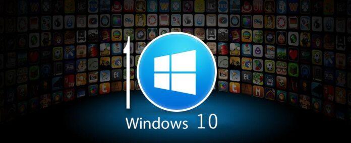 Tampilan Windows 10 airvibez.com