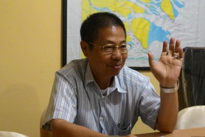 Tigor Nainggolan Direktur Perusda 2011-2014 (run)