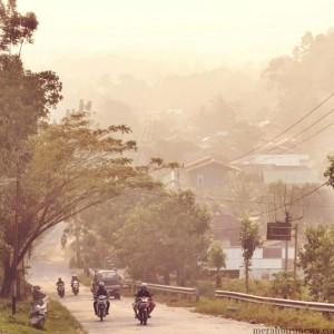 Kabut Asap yang melanda Tarakan (hfa)