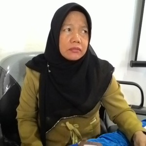 Asisten Kesejahteraan Rakyat Pemkot Tarakan Dra.Hj.Mariam (run)