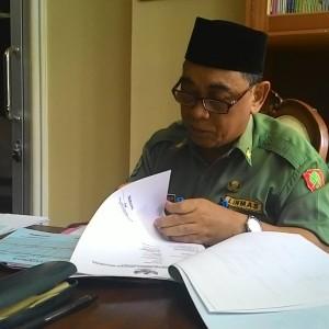 Kadisdukcapil H.M.Ilham Noor (fir)