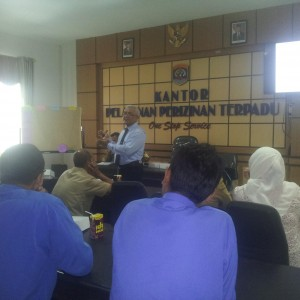 Loka karya KPPT Tarakan (ctr)