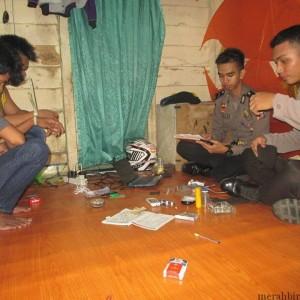 Sat Reskoba Polres Tarakan Berhasil Mengamankan 9 Gram Shabu (ctr)
