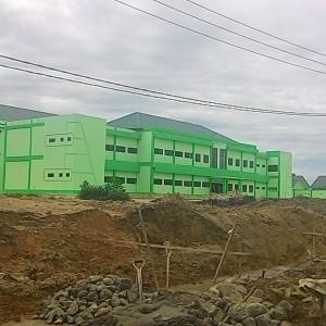 Belum Ada Payung Hukum Berupa Perda, Soft Opening Rumah Sakit Tipe C Kota Tarakan Tertunda (run)