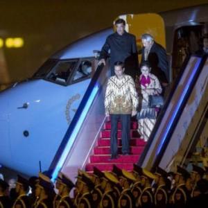Ilustrasi Pesawat Kepresidenan RI (jurnas.com)
