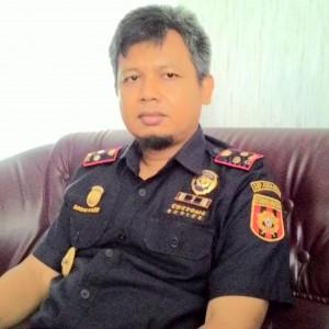 Kepala KPPBC TMP C Tarakan Muhtadi (run)