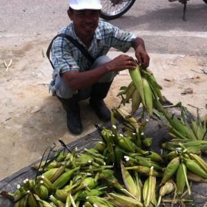 Yohanes dan jagung yang dijualnya (hfa)