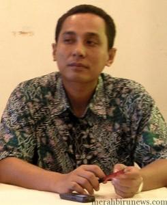 Ketua KPUD Tarakan Teguh Dwi Subagyo