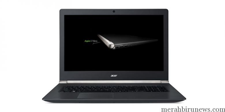 Laptop Acer v17 Nitro (The Verge)