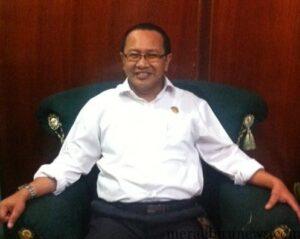 Wakil ketua DPRD Tarakan Abu Ramsyah (hfa)