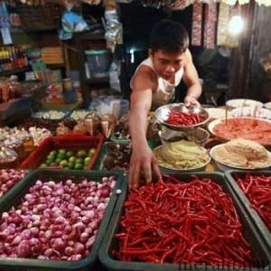 pedagang cabe dan bawang (www.pasarlelangbali.com)