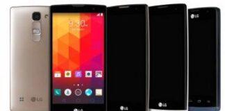 Smartphone Android terbaru LG (gsmarena)