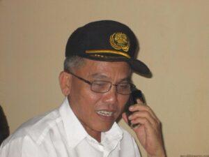 Walikota Tarakan Ir.Sofian Raga,M.Si