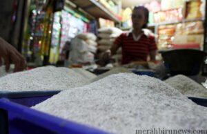 pedagang beras (solopos)