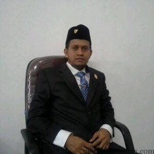 ketua fraksi Gerindra DPRD Tarakan Rudy Hartono (hfa)