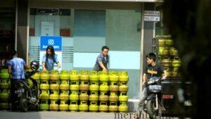 Resmi HET LPG 3 Kg di Kota Tarakan Rp.16.000
