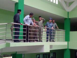 Walikota Tarakan Sofian Raga Menginginkan Puskesmas Yang Bangunannya 3 Lantai Disediakan Lift (run)