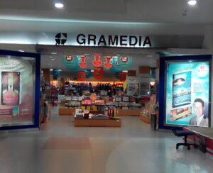 Toko Gramedia Tarakan, Yang Berada di Lantai 2 Grand Tarakan Mall Terancam Tutup Per 1 April 2015 (run)
