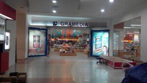 Toko Buku Gramedia Tarakan, Yang Berada di Lantai 2 Grand Tarakan Mall Terancam Tutup Per 1 April 2015 (run)