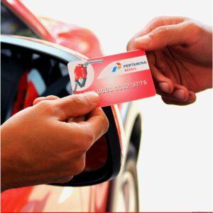 Ilustrasi Fuel Card (pertaminaretail.com)