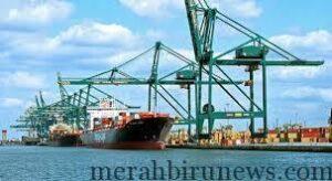 ilustrasi pelabuhan internasional (gresik.co)
