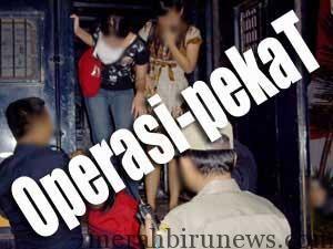 Prostitusi salah satu target operasi pekat (google)
