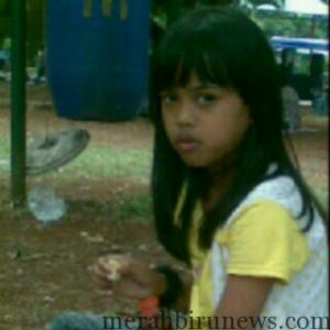 Richa siswi SMP 9 yang kabur dari rumah (ctr)