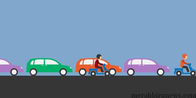 Ilustrasi Kemacetan