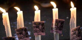 Protes Hukuman Mati Mary Jane